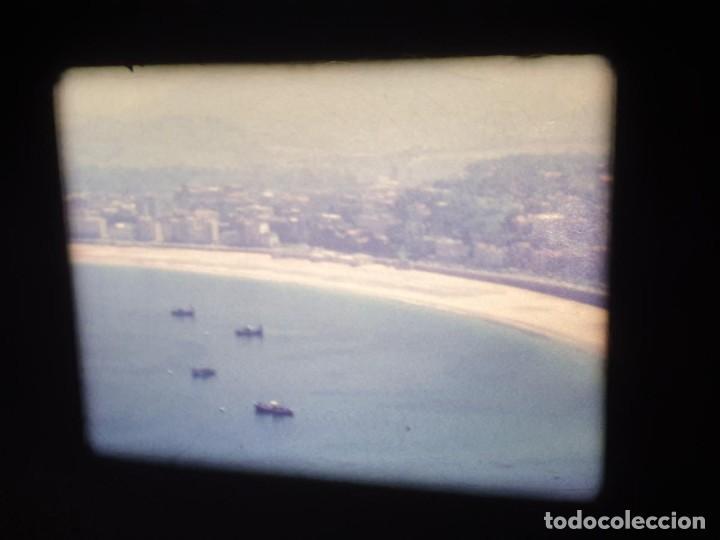 Cine: AMATEUR-VIVEROS DE MARISCO-(1974) 1 X 60 MTS SUPER 8 MM, RETRO VINTAGE FILM - Foto 76 - 234908815