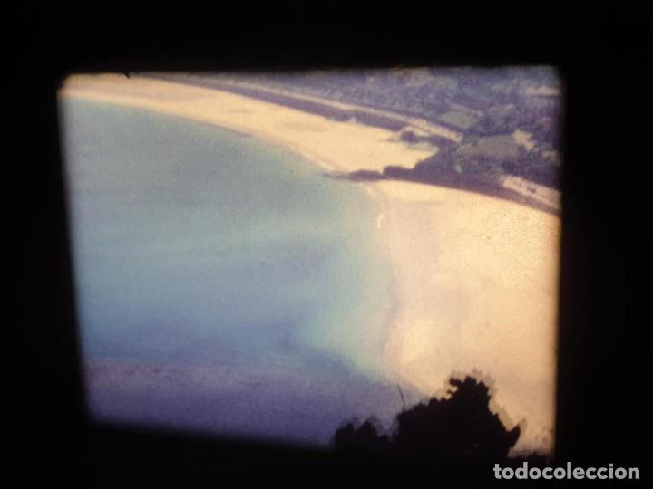 Cine: AMATEUR-VIVEROS DE MARISCO-(1974) 1 X 60 MTS SUPER 8 MM, RETRO VINTAGE FILM - Foto 77 - 234908815