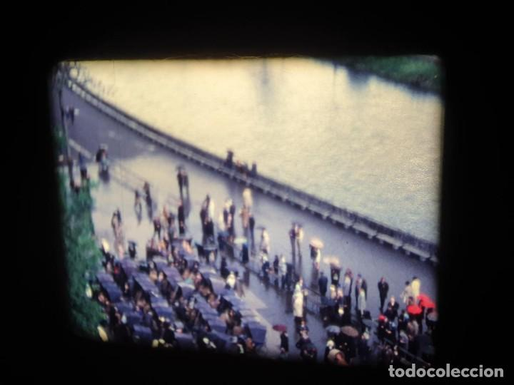 Cine: AMATEUR-VIVEROS DE MARISCO-(1974) 1 X 60 MTS SUPER 8 MM, RETRO VINTAGE FILM - Foto 79 - 234908815