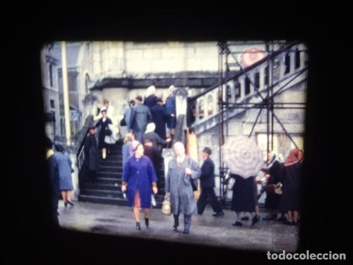 Cine: AMATEUR-VIVEROS DE MARISCO-(1974) 1 X 60 MTS SUPER 8 MM, RETRO VINTAGE FILM - Foto 80 - 234908815