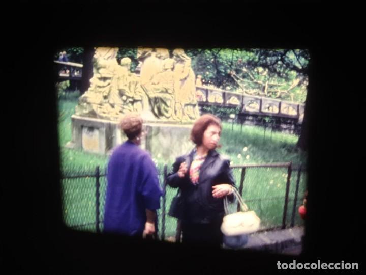 Cine: AMATEUR-VIVEROS DE MARISCO-(1974) 1 X 60 MTS SUPER 8 MM, RETRO VINTAGE FILM - Foto 84 - 234908815
