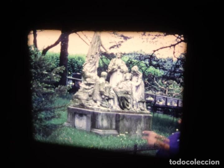 Cine: AMATEUR-VIVEROS DE MARISCO-(1974) 1 X 60 MTS SUPER 8 MM, RETRO VINTAGE FILM - Foto 85 - 234908815