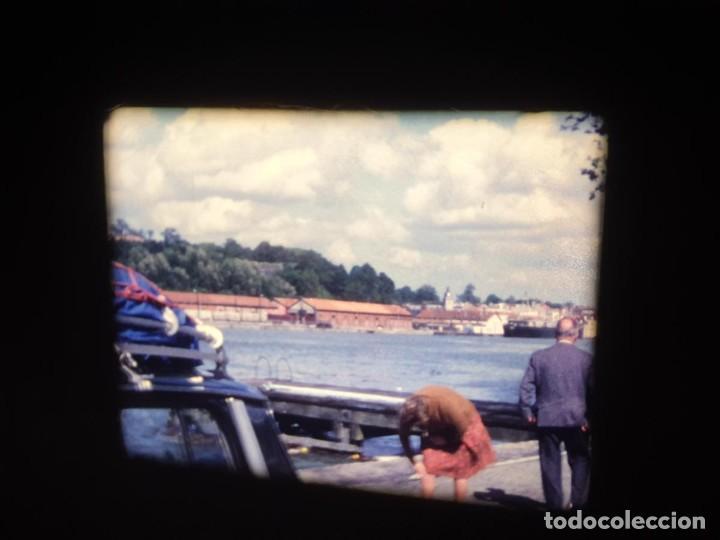 Cine: AMATEUR-VIVEROS DE MARISCO-(1974) 1 X 60 MTS SUPER 8 MM, RETRO VINTAGE FILM - Foto 86 - 234908815