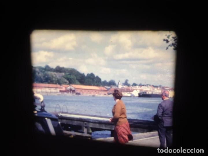 Cine: AMATEUR-VIVEROS DE MARISCO-(1974) 1 X 60 MTS SUPER 8 MM, RETRO VINTAGE FILM - Foto 87 - 234908815