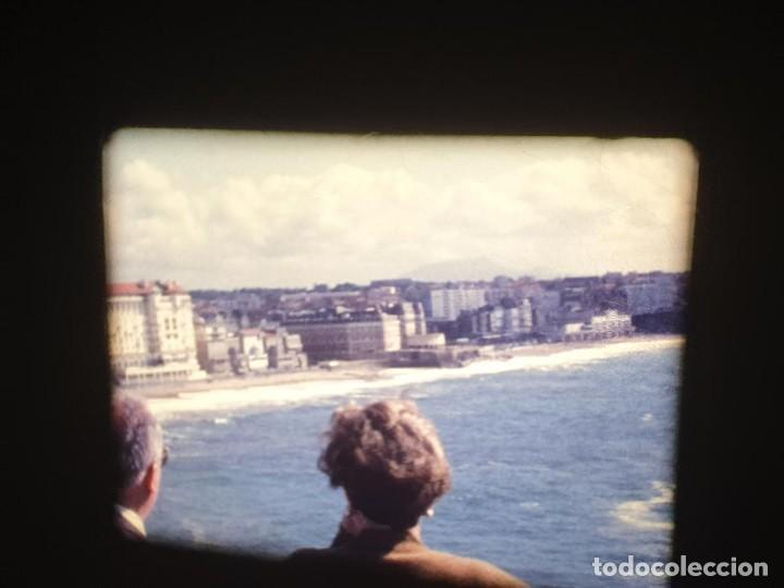 Cine: AMATEUR-VIVEROS DE MARISCO-(1974) 1 X 60 MTS SUPER 8 MM, RETRO VINTAGE FILM - Foto 90 - 234908815