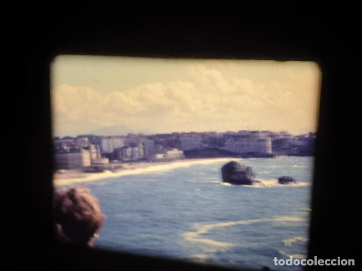 Cine: AMATEUR-VIVEROS DE MARISCO-(1974) 1 X 60 MTS SUPER 8 MM, RETRO VINTAGE FILM - Foto 91 - 234908815