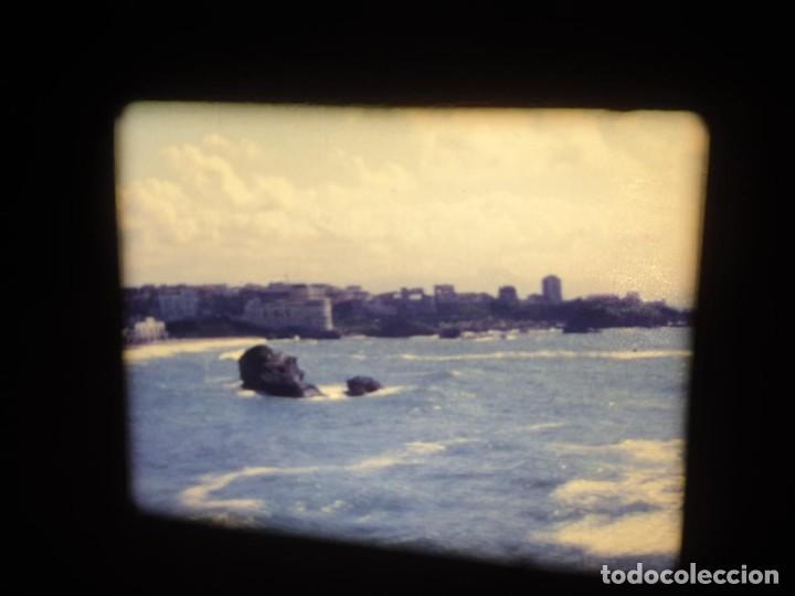 Cine: AMATEUR-VIVEROS DE MARISCO-(1974) 1 X 60 MTS SUPER 8 MM, RETRO VINTAGE FILM - Foto 92 - 234908815