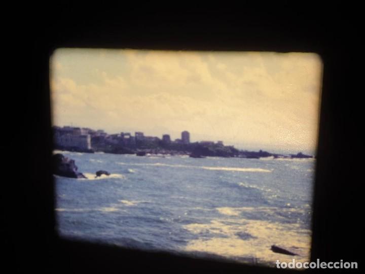 Cine: AMATEUR-VIVEROS DE MARISCO-(1974) 1 X 60 MTS SUPER 8 MM, RETRO VINTAGE FILM - Foto 93 - 234908815