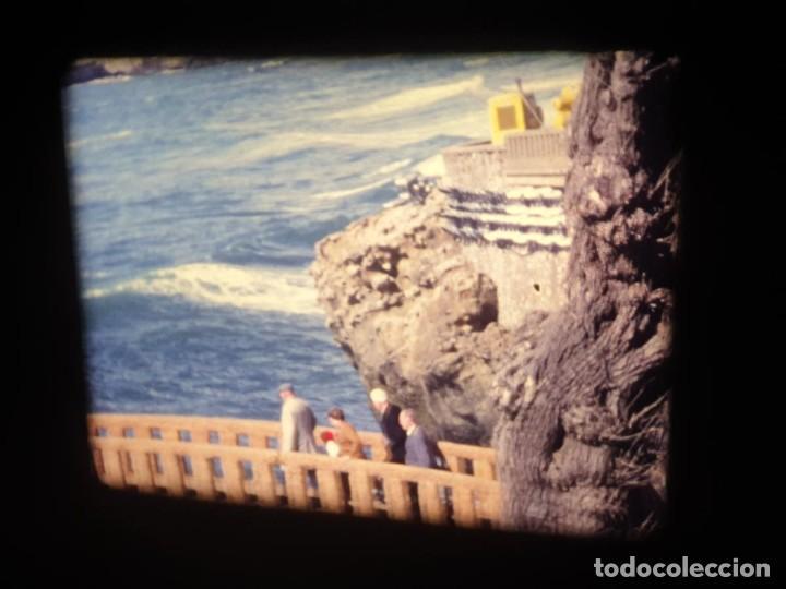 Cine: AMATEUR-VIVEROS DE MARISCO-(1974) 1 X 60 MTS SUPER 8 MM, RETRO VINTAGE FILM - Foto 94 - 234908815