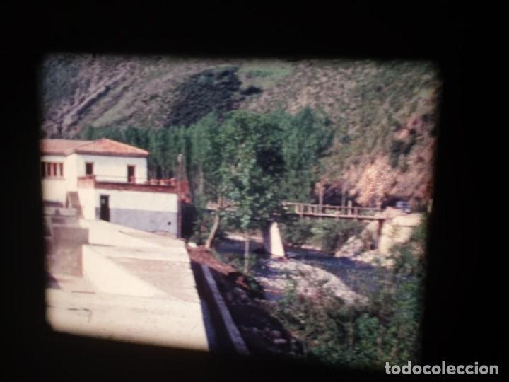 Cine: AMATEUR-VIVEROS DE MARISCO-(1974) 1 X 60 MTS SUPER 8 MM, RETRO VINTAGE FILM - Foto 95 - 234908815