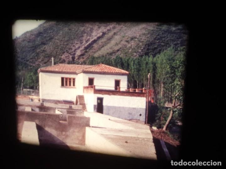 Cine: AMATEUR-VIVEROS DE MARISCO-(1974) 1 X 60 MTS SUPER 8 MM, RETRO VINTAGE FILM - Foto 96 - 234908815