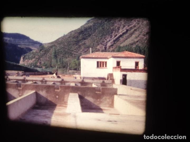 Cine: AMATEUR-VIVEROS DE MARISCO-(1974) 1 X 60 MTS SUPER 8 MM, RETRO VINTAGE FILM - Foto 97 - 234908815