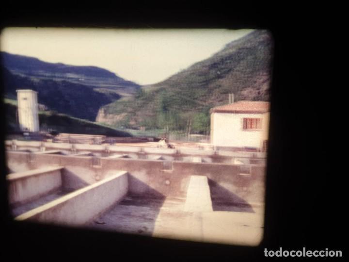 Cine: AMATEUR-VIVEROS DE MARISCO-(1974) 1 X 60 MTS SUPER 8 MM, RETRO VINTAGE FILM - Foto 98 - 234908815