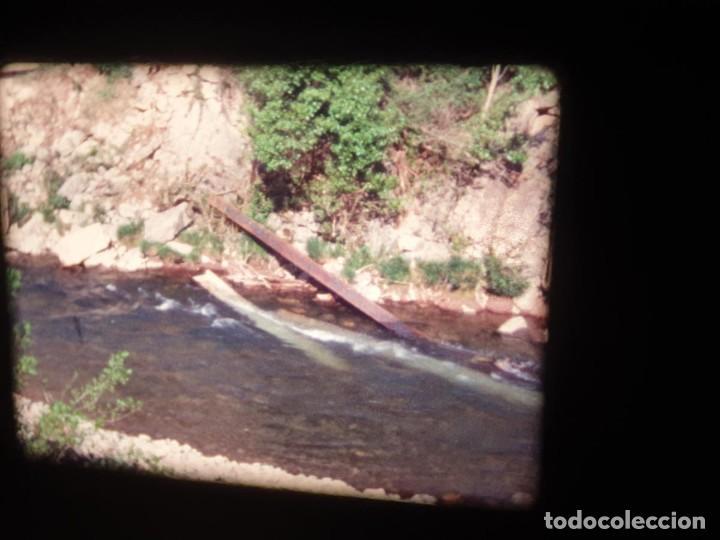 Cine: AMATEUR-VIVEROS DE MARISCO-(1974) 1 X 60 MTS SUPER 8 MM, RETRO VINTAGE FILM - Foto 99 - 234908815