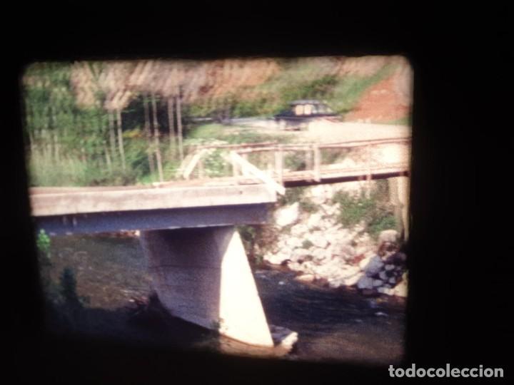 Cine: AMATEUR-VIVEROS DE MARISCO-(1974) 1 X 60 MTS SUPER 8 MM, RETRO VINTAGE FILM - Foto 100 - 234908815