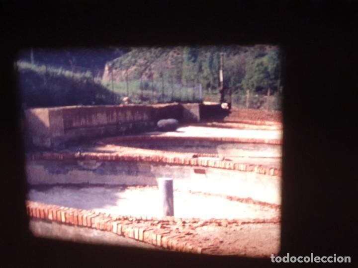 Cine: AMATEUR-VIVEROS DE MARISCO-(1974) 1 X 60 MTS SUPER 8 MM, RETRO VINTAGE FILM - Foto 101 - 234908815