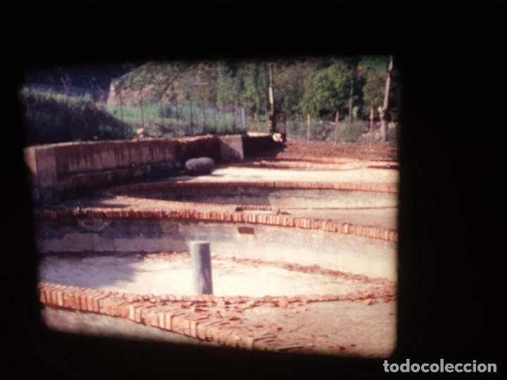 Cine: AMATEUR-VIVEROS DE MARISCO-(1974) 1 X 60 MTS SUPER 8 MM, RETRO VINTAGE FILM - Foto 102 - 234908815