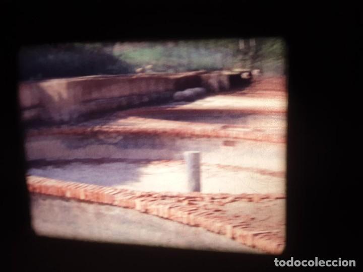 Cine: AMATEUR-VIVEROS DE MARISCO-(1974) 1 X 60 MTS SUPER 8 MM, RETRO VINTAGE FILM - Foto 103 - 234908815