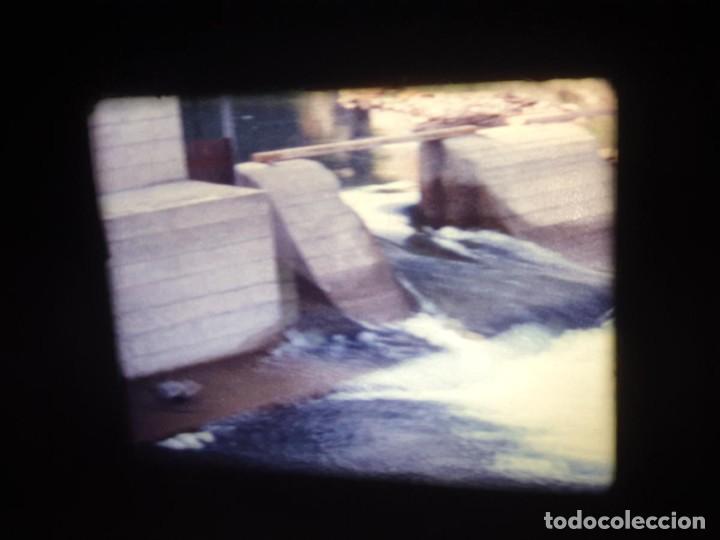 Cine: AMATEUR-VIVEROS DE MARISCO-(1974) 1 X 60 MTS SUPER 8 MM, RETRO VINTAGE FILM - Foto 105 - 234908815