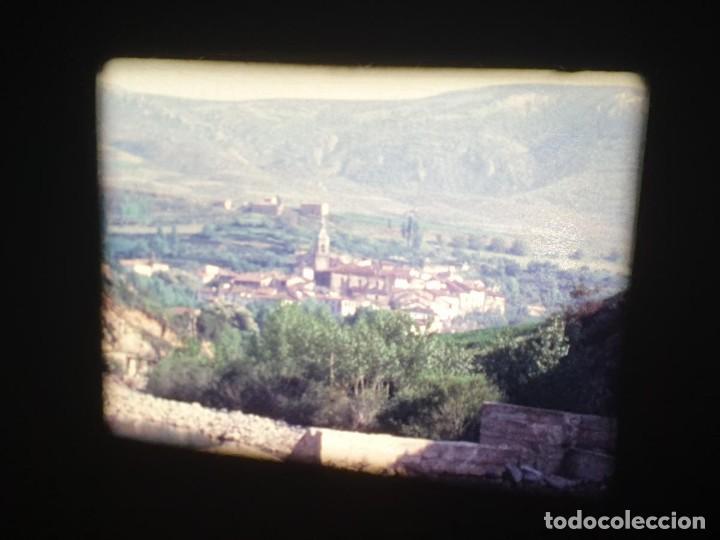 Cine: AMATEUR-VIVEROS DE MARISCO-(1974) 1 X 60 MTS SUPER 8 MM, RETRO VINTAGE FILM - Foto 106 - 234908815