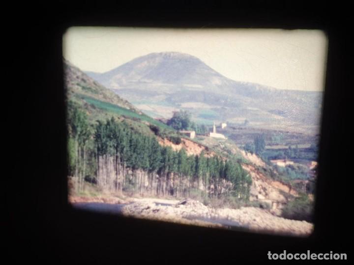 Cine: AMATEUR-VIVEROS DE MARISCO-(1974) 1 X 60 MTS SUPER 8 MM, RETRO VINTAGE FILM - Foto 107 - 234908815