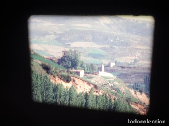 Cine: AMATEUR-VIVEROS DE MARISCO-(1974) 1 X 60 MTS SUPER 8 MM, RETRO VINTAGE FILM - Foto 108 - 234908815