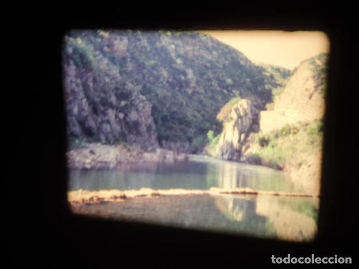 Cine: AMATEUR-VIVEROS DE MARISCO-(1974) 1 X 60 MTS SUPER 8 MM, RETRO VINTAGE FILM - Foto 109 - 234908815