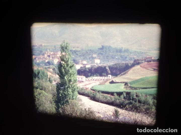 Cine: AMATEUR-VIVEROS DE MARISCO-(1974) 1 X 60 MTS SUPER 8 MM, RETRO VINTAGE FILM - Foto 110 - 234908815