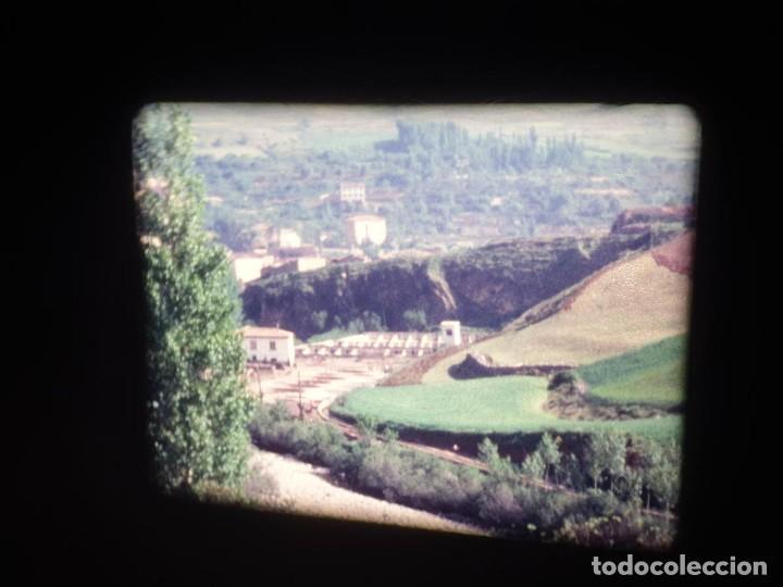 Cine: AMATEUR-VIVEROS DE MARISCO-(1974) 1 X 60 MTS SUPER 8 MM, RETRO VINTAGE FILM - Foto 112 - 234908815