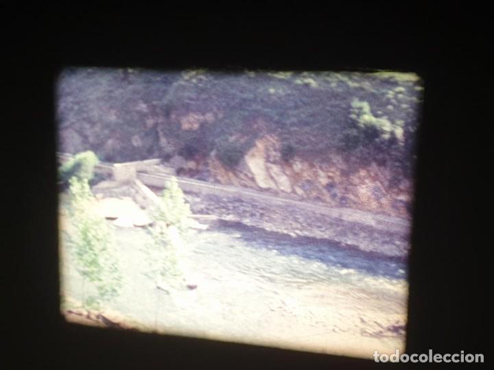 Cine: AMATEUR-VIVEROS DE MARISCO-(1974) 1 X 60 MTS SUPER 8 MM, RETRO VINTAGE FILM - Foto 113 - 234908815