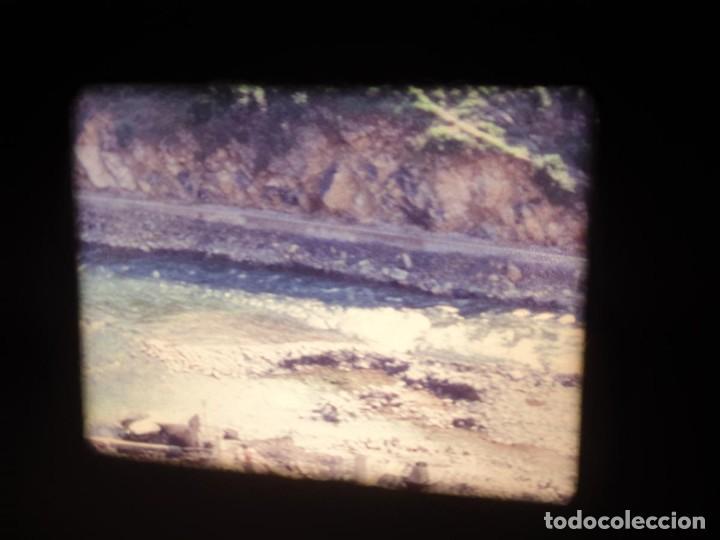 Cine: AMATEUR-VIVEROS DE MARISCO-(1974) 1 X 60 MTS SUPER 8 MM, RETRO VINTAGE FILM - Foto 114 - 234908815