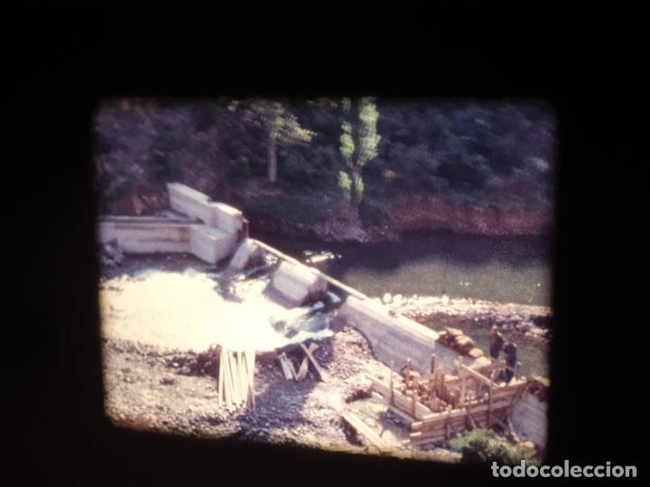 Cine: AMATEUR-VIVEROS DE MARISCO-(1974) 1 X 60 MTS SUPER 8 MM, RETRO VINTAGE FILM - Foto 115 - 234908815
