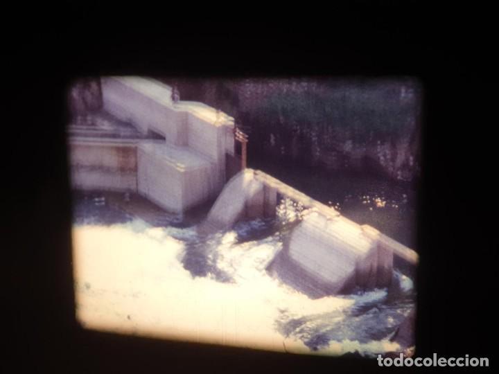 Cine: AMATEUR-VIVEROS DE MARISCO-(1974) 1 X 60 MTS SUPER 8 MM, RETRO VINTAGE FILM - Foto 116 - 234908815