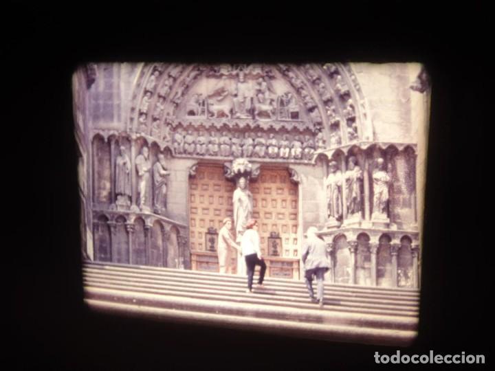 Cine: AMATEUR-VIVEROS DE MARISCO-(1974) 1 X 60 MTS SUPER 8 MM, RETRO VINTAGE FILM - Foto 118 - 234908815