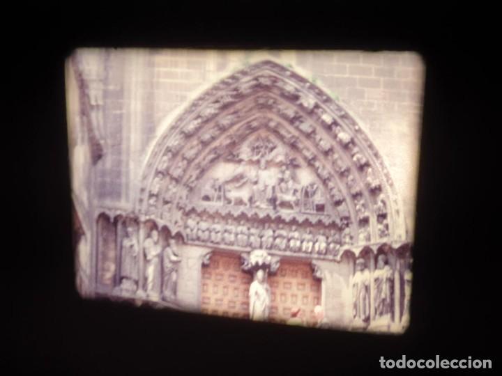 Cine: AMATEUR-VIVEROS DE MARISCO-(1974) 1 X 60 MTS SUPER 8 MM, RETRO VINTAGE FILM - Foto 120 - 234908815