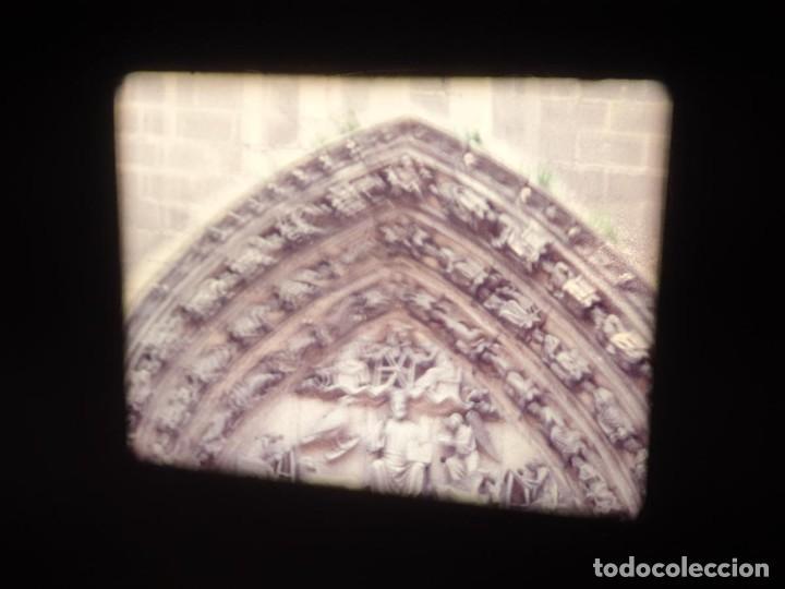 Cine: AMATEUR-VIVEROS DE MARISCO-(1974) 1 X 60 MTS SUPER 8 MM, RETRO VINTAGE FILM - Foto 124 - 234908815