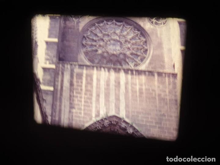 Cine: AMATEUR-VIVEROS DE MARISCO-(1974) 1 X 60 MTS SUPER 8 MM, RETRO VINTAGE FILM - Foto 127 - 234908815