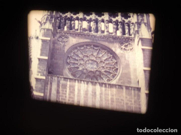 Cine: AMATEUR-VIVEROS DE MARISCO-(1974) 1 X 60 MTS SUPER 8 MM, RETRO VINTAGE FILM - Foto 128 - 234908815