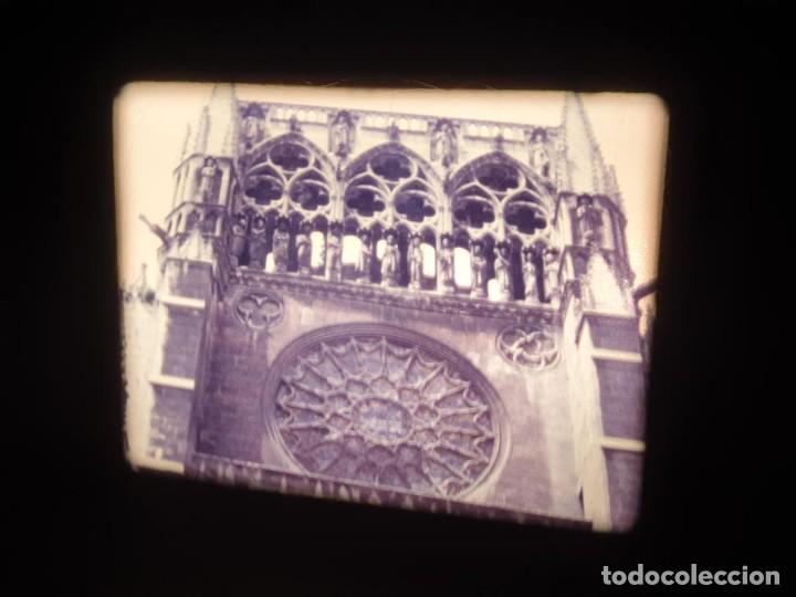 Cine: AMATEUR-VIVEROS DE MARISCO-(1974) 1 X 60 MTS SUPER 8 MM, RETRO VINTAGE FILM - Foto 129 - 234908815
