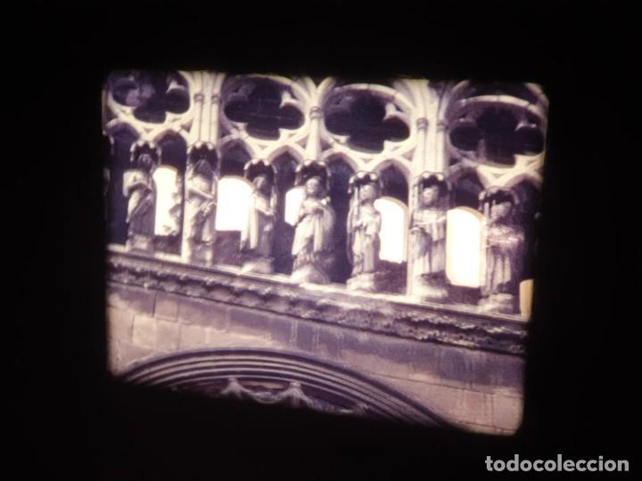Cine: AMATEUR-VIVEROS DE MARISCO-(1974) 1 X 60 MTS SUPER 8 MM, RETRO VINTAGE FILM - Foto 131 - 234908815