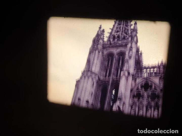 Cine: AMATEUR-VIVEROS DE MARISCO-(1974) 1 X 60 MTS SUPER 8 MM, RETRO VINTAGE FILM - Foto 135 - 234908815