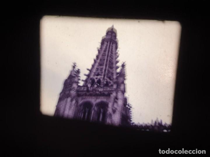 Cine: AMATEUR-VIVEROS DE MARISCO-(1974) 1 X 60 MTS SUPER 8 MM, RETRO VINTAGE FILM - Foto 136 - 234908815