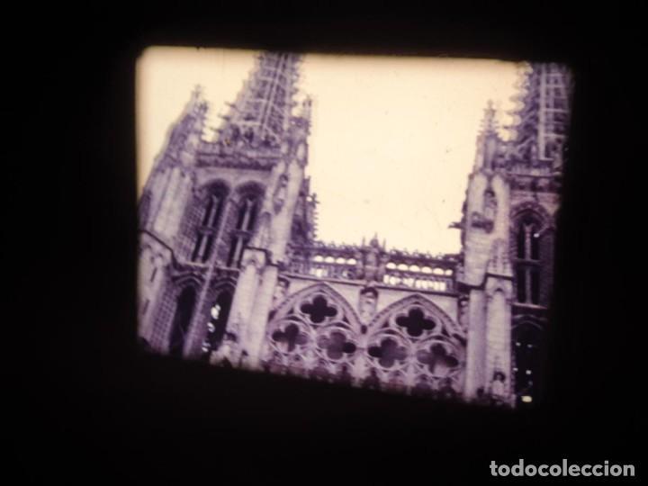Cine: AMATEUR-VIVEROS DE MARISCO-(1974) 1 X 60 MTS SUPER 8 MM, RETRO VINTAGE FILM - Foto 137 - 234908815