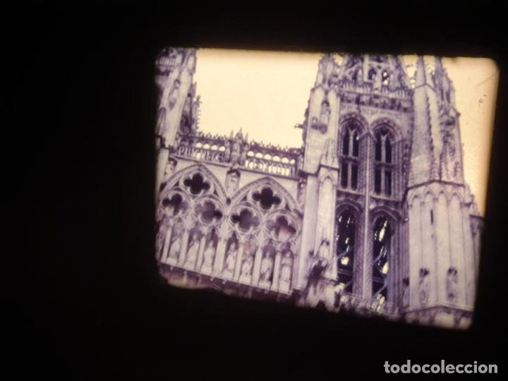 Cine: AMATEUR-VIVEROS DE MARISCO-(1974) 1 X 60 MTS SUPER 8 MM, RETRO VINTAGE FILM - Foto 139 - 234908815