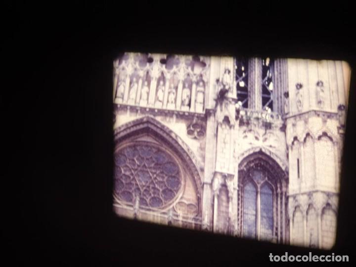 Cine: AMATEUR-VIVEROS DE MARISCO-(1974) 1 X 60 MTS SUPER 8 MM, RETRO VINTAGE FILM - Foto 140 - 234908815
