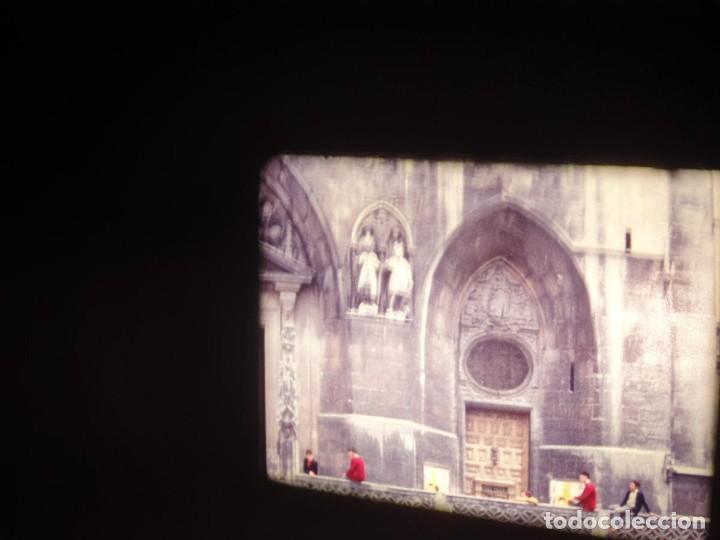 Cine: AMATEUR-VIVEROS DE MARISCO-(1974) 1 X 60 MTS SUPER 8 MM, RETRO VINTAGE FILM - Foto 142 - 234908815