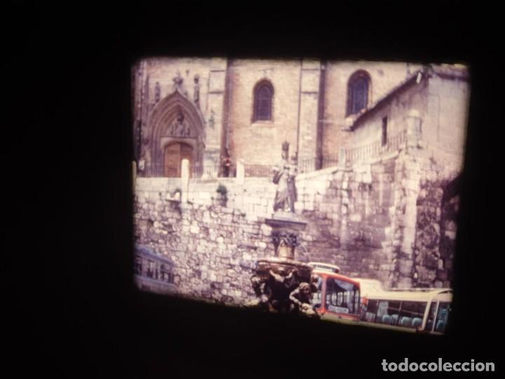 Cine: AMATEUR-VIVEROS DE MARISCO-(1974) 1 X 60 MTS SUPER 8 MM, RETRO VINTAGE FILM - Foto 143 - 234908815