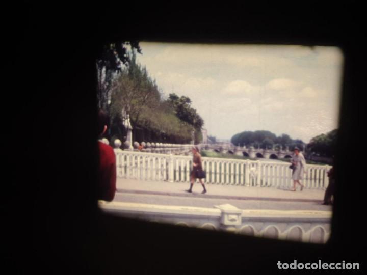 Cine: AMATEUR-VIVEROS DE MARISCO-(1974) 1 X 60 MTS SUPER 8 MM, RETRO VINTAGE FILM - Foto 145 - 234908815
