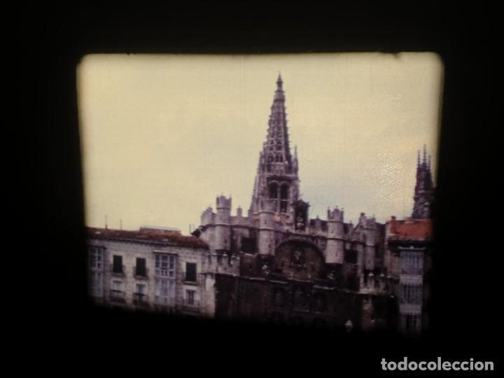 Cine: AMATEUR-VIVEROS DE MARISCO-(1974) 1 X 60 MTS SUPER 8 MM, RETRO VINTAGE FILM - Foto 146 - 234908815