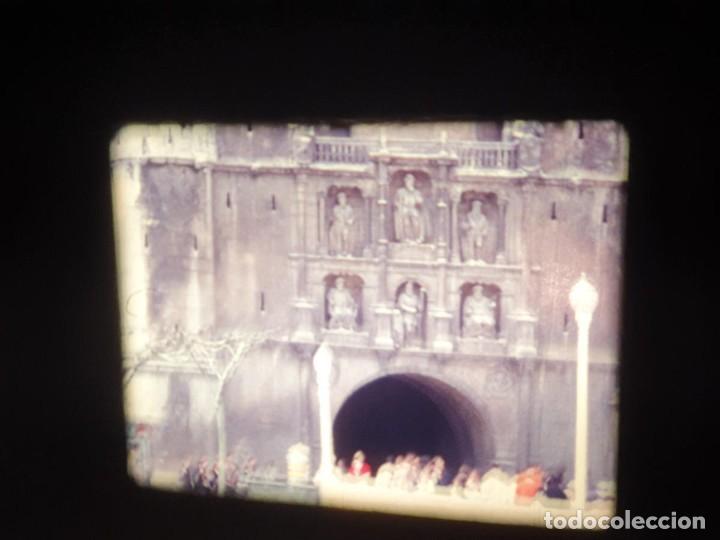 Cine: AMATEUR-VIVEROS DE MARISCO-(1974) 1 X 60 MTS SUPER 8 MM, RETRO VINTAGE FILM - Foto 149 - 234908815